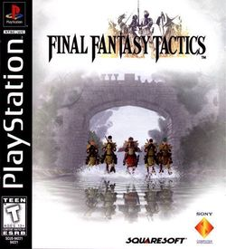 Final Fantasy Tactics [SCUS-94221] ROM